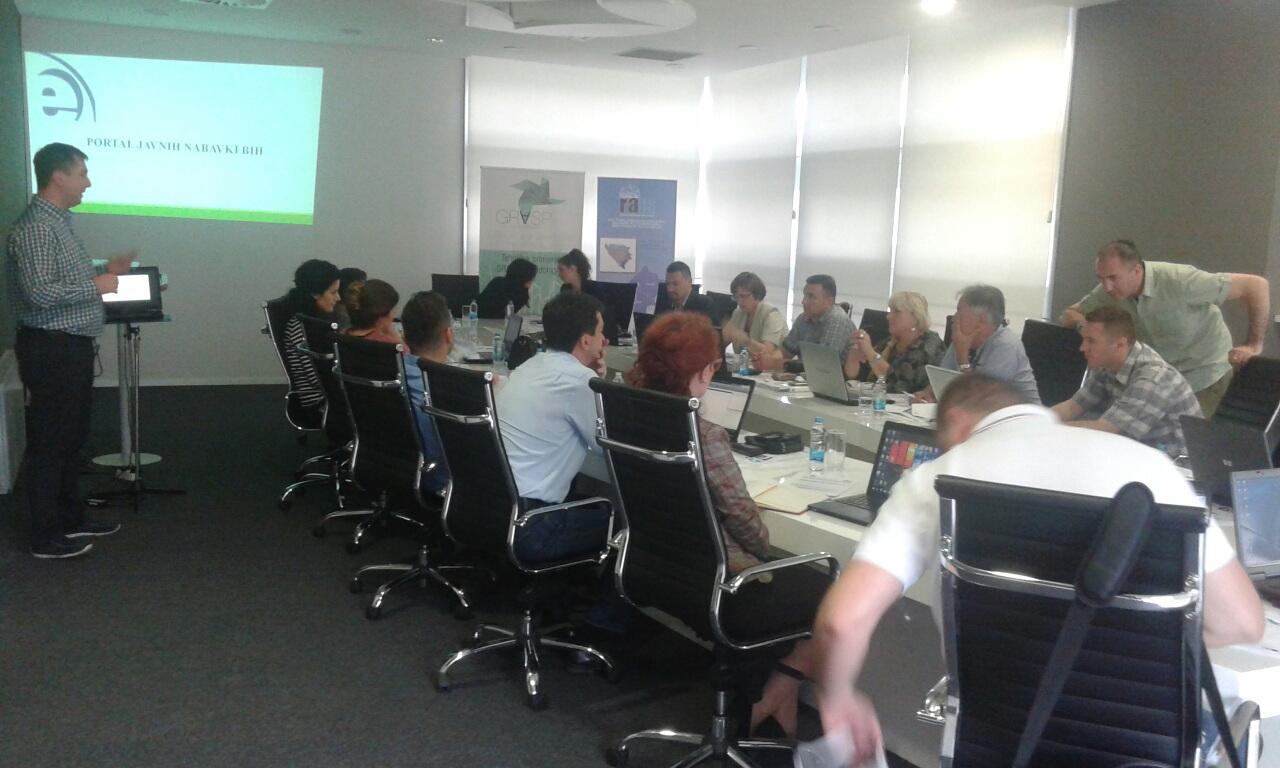 GRASP praktični seminar
